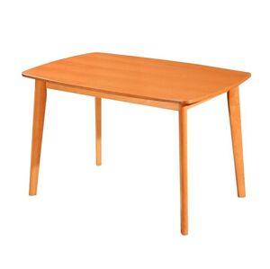 Jedálenský stôl, 120x80, čerešňa, ROSPAN