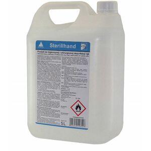 Sterillhand Profesionálna virucídna dezinfekcia na ruky Anti-COVID - 5l