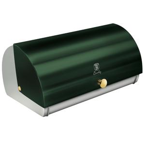 Chlebník, metalická zelená Emerald, BERLINGERHAUS BH-6267