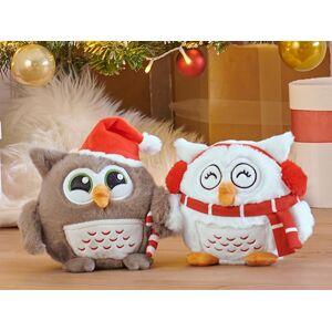 Vianočná mini náladová sova Dormeo