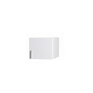 Nadstavec, biela/biely extra vysoký lesk, SNOW TYP 7